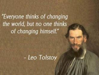Tolstoy response