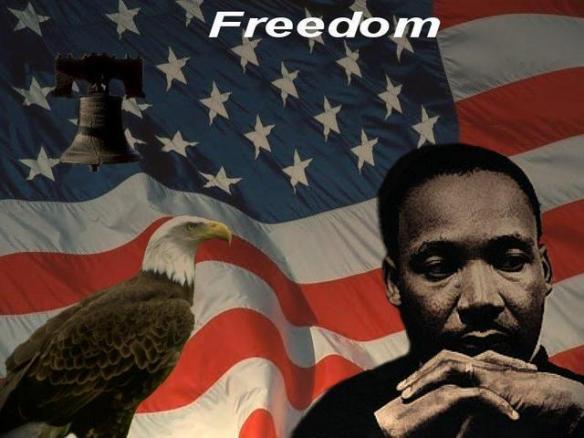 HERO - Dr. Reverend Martin Luther King Jr. -