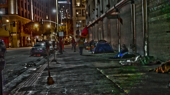 skid row is not my path to the freedom land